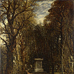 Cenotaph to the Memory of Sir Joshua Reynolds, John Constable