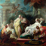 Part 4 National Gallery UK - Jean-Honore Fragonard - Psyche showing her Sisters her Gifts from Cupid