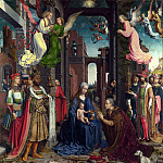 Part 4 National Gallery UK - Jan Gossaert - The Adoration of the Kings