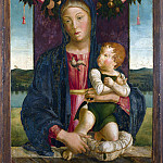 Part 4 National Gallery UK - Lazzaro Bastiani - The Virgin and Child