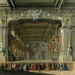 Italian, North – The Interior of a Theatre, Part 4 National Gallery UK