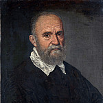 Part 4 National Gallery UK - Leandro Bassano - Portrait of a Bearded Man