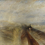 Rain, Steam, and Speed, Joseph Mallord William Turner
