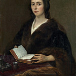 Part 4 National Gallery UK - Jan Lievens - Portrait of Anna Maria van Schurman