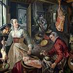 The Four Elements, Joachim Beuckelaer
