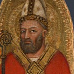 Jacopo di Cione and workshop – Saint Peter Damian, Part 4 National Gallery UK