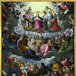 Part 4 National Gallery UK - Johann Rottenhammer - The Coronation of the Virgin