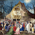 Jan Brueghel the Elder – The Adoration of the Kings, Part 4 National Gallery UK