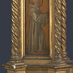 Jacopo di Antonio – Left Pilaster of an Altarpiece, Part 4 National Gallery UK