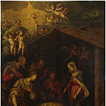 Italian, North – The Adoration of the Shepherds, Part 4 National Gallery UK