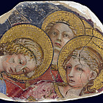 Part 4 National Gallery UK - Italian, Tuscan - Heads of Angels