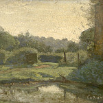Summer Morning, Jean-Baptiste-Camille Corot