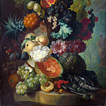 Part 4 National Gallery UK - Jan van Os - Fruit, Flowers and a Fish
