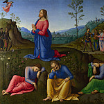 Part 4 National Gallery UK - Lo Spagna - The Agony in the Garden