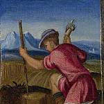 Part 4 National Gallery UK - Italian, Venetian - The Labours of the Months - February