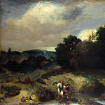 Part 4 National Gallery UK - Jan Lievens - A Landscape with Tobias and the Angel