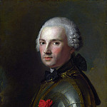Portrait of a Man in Armour, Jean Marc Nattier