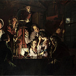 Part 4 National Gallery UK - Joseph Wright of Derby - An Experiment on a Bird in the Air Pump