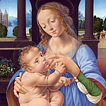Lorenzo di Credi – The Virgin and Child, Part 4 National Gallery UK