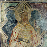 Part 4 National Gallery UK - Italian, Umbrian - A Bishop Saint