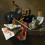 Part 4 National Gallery UK - Jan Jansz. Treck - Vanitas Still Life