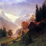 Albert Bierstadt - Bierstadt Albert View of the Grunewald