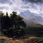 Albert Bierstadt - Bierstadt Albert Mount Washington