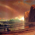 Albert Bierstadt - Bierstadt Albert The Golden Gate