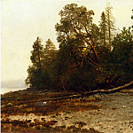 Bierstadt Albert The Fallen Tree, Albert Bierstadt