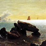 Albert Bierstadt - Bierstadt Albert Farralon Islands California