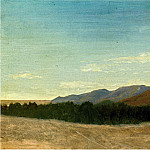Albert Bierstadt - Bierstadt Albert The Plains Near Fort Laramie