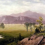 Bierstadt Albert Conway Meadows New Hampshire, Albert Bierstadt