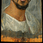 Metropolitan Museum: part 4 - Unknown - Portrait of a man with a mole on his nose