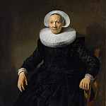 Attributed to Jacob Backer – Old Woman in an Armchair, Metropolitan Museum: part 4
