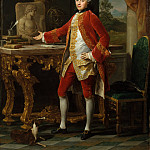 Metropolitan Museum: part 4 - Pompeo Batoni - Portrait of a Young Man