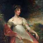 Sir William Beechey – Portrait of a Woman, Metropolitan Museum: part 4