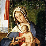 Metropolitan Museum: part 4 - Boccaccio Boccaccino - Madonna and Child