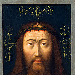 Petrus Christus – Head of Christ, Metropolitan Museum: part 4
