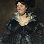 Metropolitan Museum: part 4 - John Constable - Mrs. James Pulham Sr. (Frances Amys, born about 1766, died 1856)