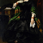 Madame Auguste Cuoq (Mathilde Desportes, 1827–1910), Gustave Courbet