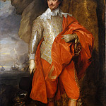 Robert Rich (), Second Earl of Warwick, Anthony Van Dyck