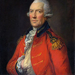 Lieutenant Colonel Paul Pechell (), Thomas Gainsborough