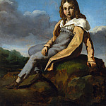 Théodore Gericault – Alfred Dedreux as a Child, Metropolitan Museum: part 4