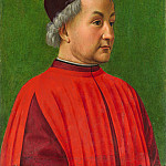Domenico Ghirlandaio – Portrait of a Man, Metropolitan Museum: part 4
