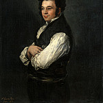 Metropolitan Museum: part 4 - Goya (Spanish, Fuendetodos 1746–1828 Bordeaux) - Tiburcio Pérez y Cuervo (1785/86–1841), the Architect