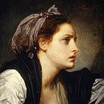 Jean Baptiste Greuze – Study Head of a Woman, Metropolitan Museum: part 4