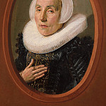 Metropolitan Museum: part 4 - Frans Hals - Anna van der Aar (born 1576/77, died after 1626)