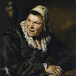Metropolitan Museum: part 4 - Style of Frans Hals - Malle Babbe