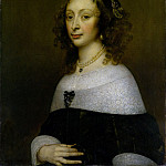 Metropolitan Museum: part 4 - Adriaen Hanneman - Portrait of a Woman