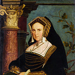 Copy after Hans Holbein the Younger – Lady Guildford , Metropolitan Museum: part 4